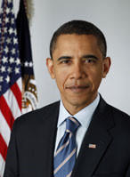 Barack Obama, President of the United States